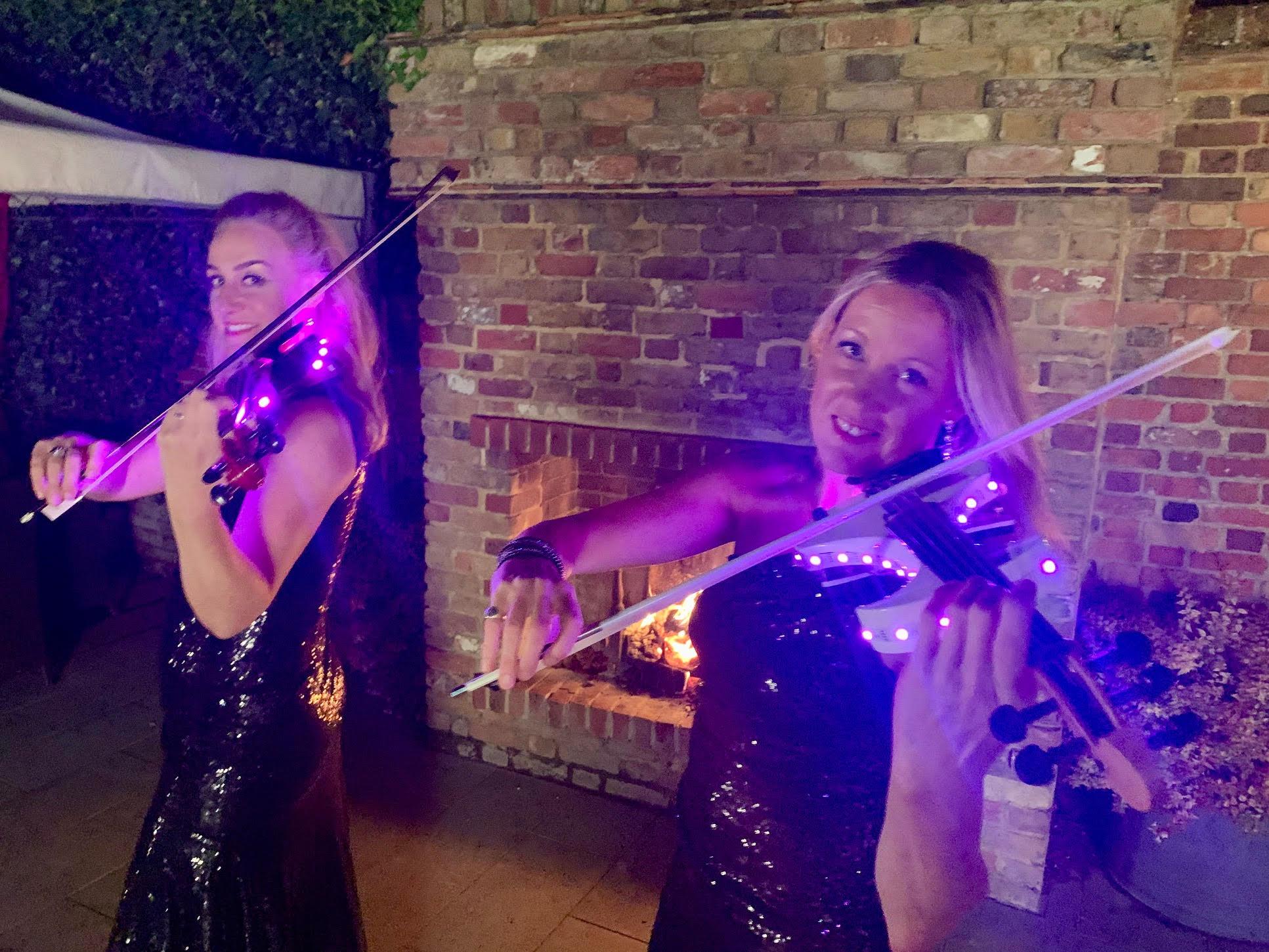 Red Hot Strings - String Quartet